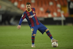 Бизнесмен из Барселоны: 48 часов назад контракт с Месси был согласован. Потом что-то случилось