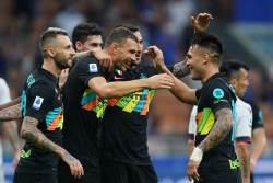 Интер одержал юбилейную победу в Серии А