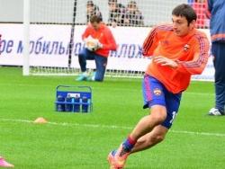 Дзагоев вернулся в общую группу ЦСКА