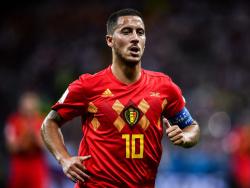 Азар попал в заявку сборной Бельгии на Евро-2020