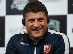 Главный тренер «Црвены Звезды»: «Считаю, что мы смотрелись достойно, несмотря на разгромное поражение»