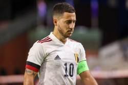 Тренер сборной Бельгии оценил форму Азара перед матчем с Россией