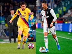 France Football выбирает нападающих в команду всех времён – Месси, Роналду и Блохин в списке