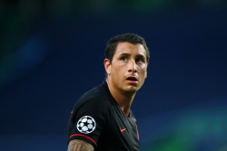 Хименес не поможет Атлетико в матче с Челси