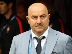 Черчесов и Семак посетили матч «Рубин» - «Кайрат»