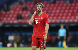 32-летний Хави Мартинес уехал доигрывать в Катар