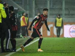 «Айнтрахт» выпал из зоны Лиги чемпионов после ничьей в матче против «Майнца»