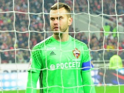 Акинфеев: «Никогда не бросали Мамаева и Кокорина»