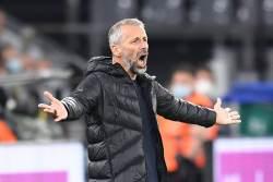 Тренер дортмундской Боруссии назвал заслуженным поражение от Аякса