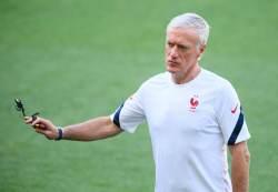 Президент Федерации футбола Франции: Я не говорил, что Дешам точно останется
