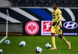 «Боруссия» Дортмунд проиграла «Униону», несмотря на рекордный гол Мукоко