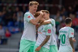 «Боруссия» из Дортмунда и «РБ Лейпциг» потеряли очки, единственная победа у «Вердера»