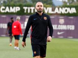 Иньеста объявил об уходе из сборной Испании