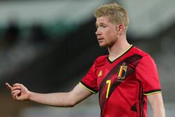 Сборная Бельгии без де Брёйне отправилась на матч с Россией