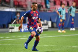 Альба: Суарес многое дал Барселоне, а клуб подарил его прямому конкуренту