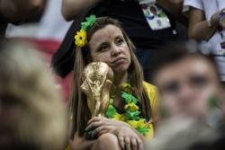 Женская сборная Бразилии проиграли юношам из Гремио