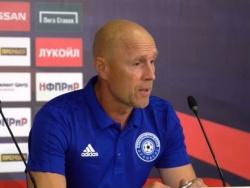 Федотов: «Не могу упрекнуть игроков «Оренбурга»