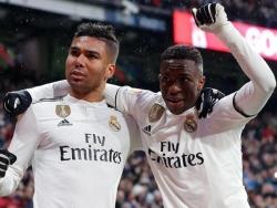 Каземиро: «Реал» настраивается на победу в оставшихся матчах»