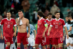 Игрок сборной России изолирован из-за сомнительного теста на коронавирус