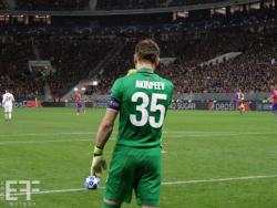Акинфеев в третий раз в еврокубках пропустил 5 голов в одном матче