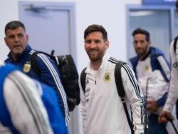 Рохо рассказал, что Месси говорил футболистам в перерыве матча с Нигерией