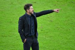 Симеоне назвал причину поражения Атлетико в матче против Севильи