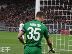 Акинфеев отправится в Рим вместе с ЦСКА