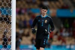Куртуа назвал бессмысленным матч за третье место в Лиге наций