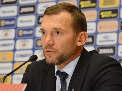 Шевченко: «Швейцария, как и Украина, заслуживает того, чтобы играть в Лиге А»