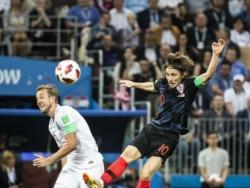 Модрич: «Обменял бы «Золотой мяч» на победу Хорватии на чемпионате мира»