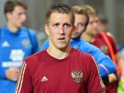 Петров пропустит матчи с Германией и Швецией из-за мышечного повреждения