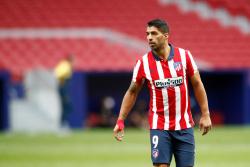 Суарес повторил рекорд Фалькао в «Атлетико»
