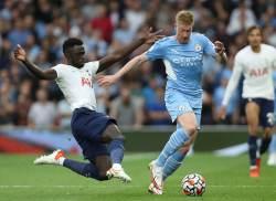 Де Брёйне: От Манчестер Сити ждут победы в Лиге чемпионов