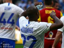 Жоаозиньо: «Динамо» хорошо сыграло с «Уфой», но не повезло»