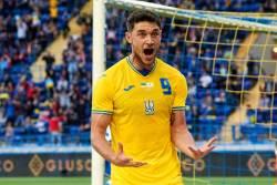Форвард сборной Украины Яремчук - о ничьей в Казахстане: Это провал