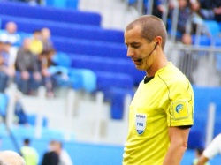 Амрабат обвинил арбитра в попытке заполучить футболку Роналду