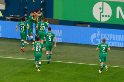 «Рубин» забил 3000 голов