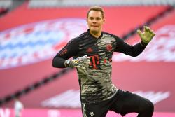 Нойер провёл 200 сухих матчей за «Баварию»