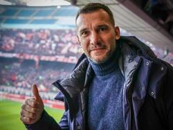 Шевченко анонсировал появление новых игроков в сборной Украины