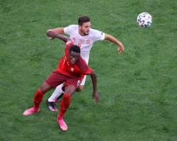 «Наполи» ведёт переговоры о трансфере полузащитника сборной Швейцарии