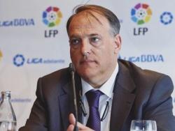 Глава Ла Лиги высказался о расистском скандале на матче Валенсии