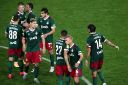 Локомотив проиграл одноклубникам из Тбилиси со счётом 0:4