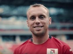 Глушаков сообщил, что состоит в отношениях с футболисткой ЦСКА Коваленко