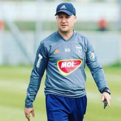 Николич: «Уверен, что Лисакович проведёт хороший матч»