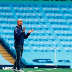 Гвардиола: «Ряд футболистов вернулись в строй «Манчестер Сити»