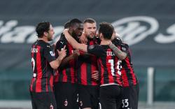 Милан уверенно одолел Венецию