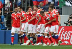 Сборной России в отборе на чемпионат мира предстоит сыграть в деревне