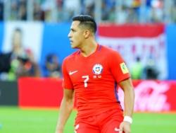 Санчес получил повреждение на тренировке сборной Чили