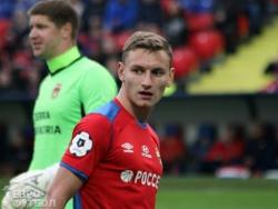 ЦСКА на 89-й минуте вырвал победу в заключительном матче на сборах