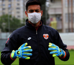 ЦСКА и «Уфа» рассматривают возможность подписания голкипера из Турции